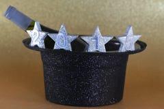 Estrelas com 2015 Imagem de Stock