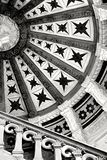 Estrelas da cúpula Foto de Stock