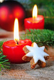 Estrelas da canela Foto de Stock Royalty Free
