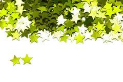 Estrelas da celebração Fotografia de Stock Royalty Free