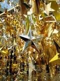 Estrelas da decoração Imagens de Stock Royalty Free