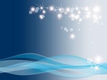 Estrelas da noite Imagens de Stock Royalty Free