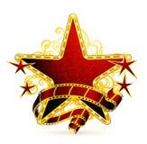 Estrelas de cinema Fotos de Stock Royalty Free