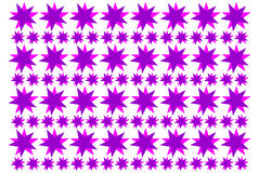 Estrelas do festival ilustração stock