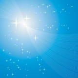 Estrelas do inverno Fotos de Stock