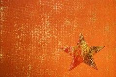 Estrelas do Natal Foto de Stock Royalty Free