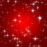 Estrelas do Natal Imagens de Stock Royalty Free