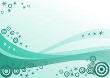 Estrelas e anéis Imagem de Stock Royalty Free
