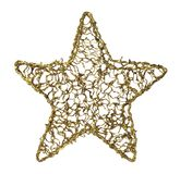 Estrella 03 del Año Nuevo Imagen de archivo libre de regalías
