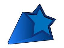 estrella 3D Fotos de archivo