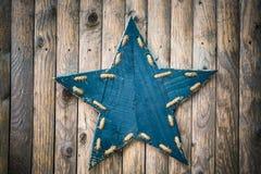 Estrella americana Imagenes de archivo
