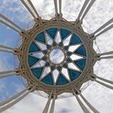 Estrella arquitectónica Fotografía de archivo