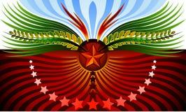 Estrella barbuda Fotografía de archivo libre de regalías