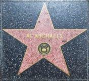 Estrella de Bee Gees en el paseo de Hollywood Imagen de archivo