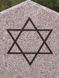 Estrella de David Imagenes de archivo
