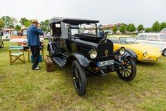 Estrella de Durant del coche del vintage, 1923 Imagen de archivo