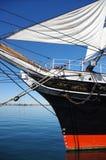 Estrella de la nave de la India en el puerto Foto de archivo