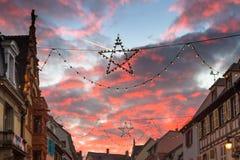 Estrella de la Navidad (1) Fotografía de archivo