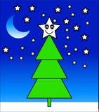Estrella de Navidad Fotos de archivo