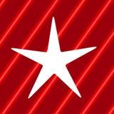 Estrella del caramelo Imagen de archivo libre de regalías