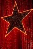 Estrella del comunism Imagen de archivo