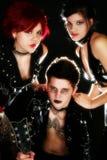 Estrella del rock Fotografía de archivo libre de regalías