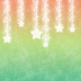 Estrella el caer Foto de archivo