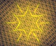 Estrella excelente de David Fotos de archivo libres de regalías
