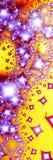 Estrella fugaz 2 Imagen de archivo libre de regalías