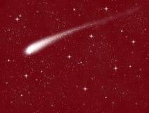 Estrella fugaz Foto de archivo