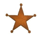 Estrella occidental Imagen de archivo