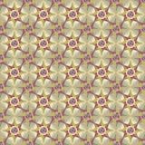 Estrella púrpura de la trama interminable Fotos de archivo libres de regalías