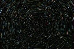 Estrella polar Imagen de archivo libre de regalías
