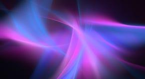 Estrella polar de la aurora ilustración del vector