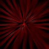 Estrella roja. Imagen de archivo