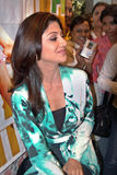 Estrella Shilpa Shetty de Bollywood Foto de archivo