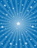Estrella y rayo Imagen de archivo libre de regalías