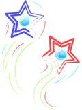 Estrellas Fotografía de archivo