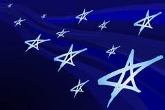 Estrellas Foto de archivo libre de regalías