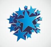 Estrellas Imagenes de archivo