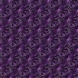 Estrellas abstractas de la púrpura stock de ilustración