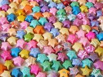 Estrellas afortunadas Foto de archivo libre de regalías