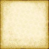 Estrellas apenadas de la vendimia Imagen de archivo libre de regalías
