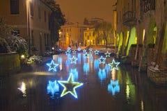 Estrellas azules Foto de archivo libre de regalías