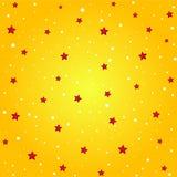 Estrellas chispeantes Fotos de archivo libres de regalías