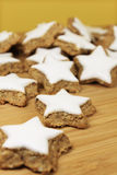 Estrellas de Cinammon Foto de archivo