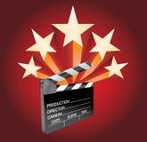 Estrellas de Hollywood Fotografía de archivo libre de regalías