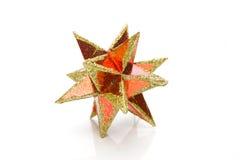 Estrellas de la Navidad fotos de archivo libres de regalías
