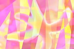 Estrellas de mar en colores pastel Fotografía de archivo