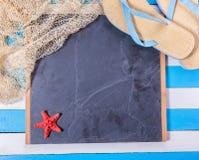 Estrellas de mar y el tesoro perdido Imagen de archivo